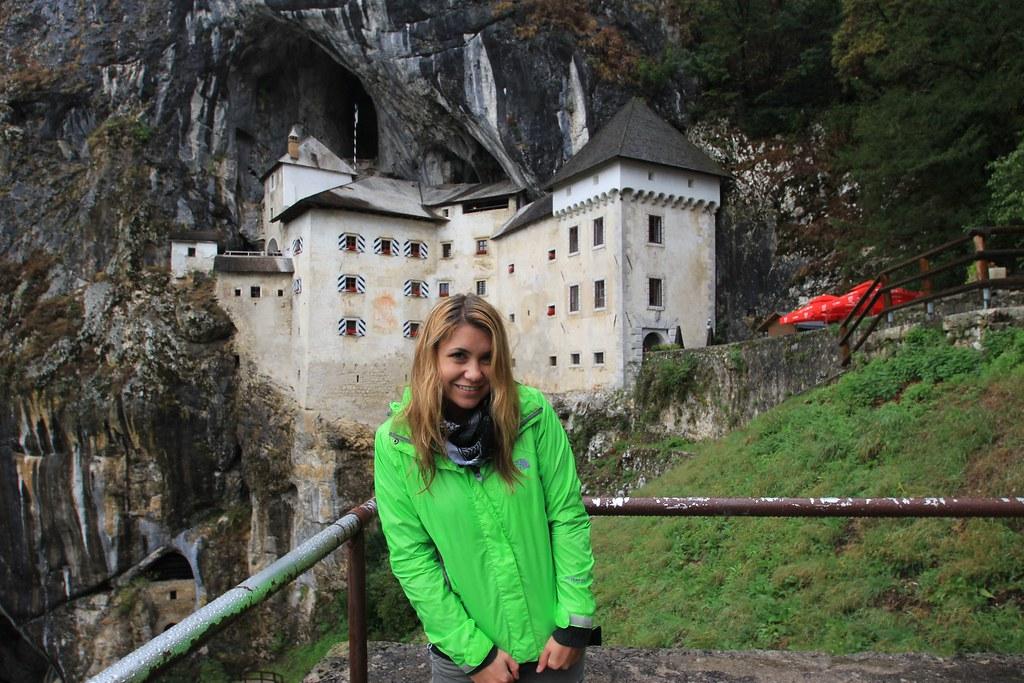 Predjama Castle- Postojna, Slovenia