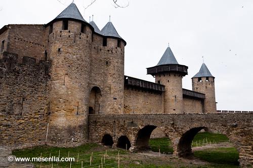 Castell dels Comtes de Carcassona