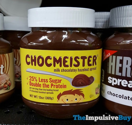 Chocmeister Milk Chocolatey Hazelnut Spread