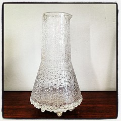 Iittala decanter.