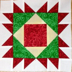 Jingle - Pieced Block 2