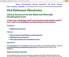 Find a Librarian: LoC / NLS