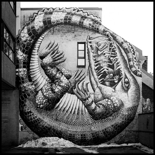 Mural (Oslo) by Davidap2009