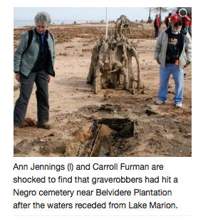 Grave Desecration