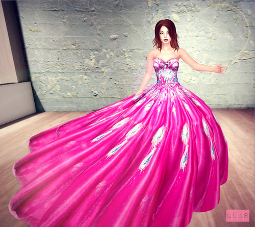 Loress Evening Gown