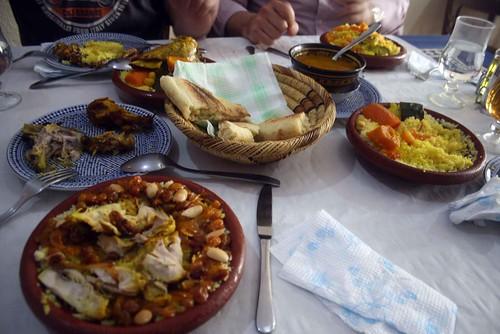 Cuscús en Almería