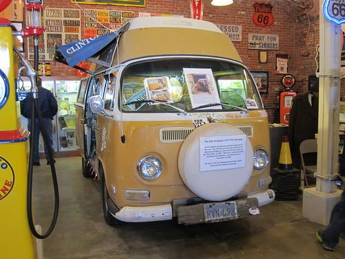 1972 VW Bus/Camper