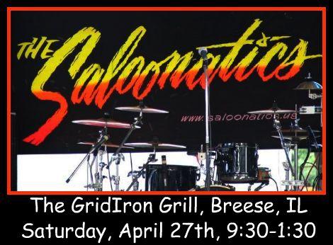 The Saloonatics 4-27-13