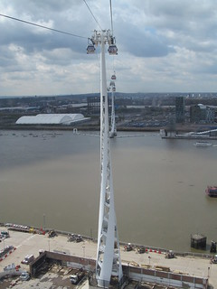 "london ""emirates air line"" cable car"