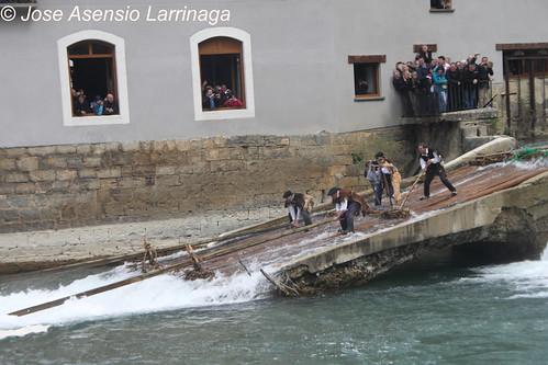 Día de la Almadía Burgui 2013 , Navarra  #DePaseoConLarri #Photography  76
