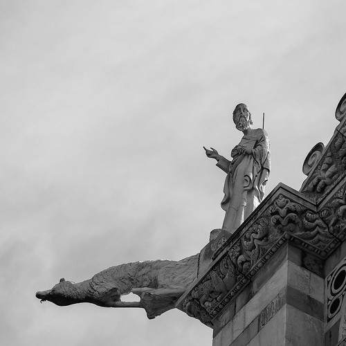 Week 20/52 - Gargoyle by Flubie