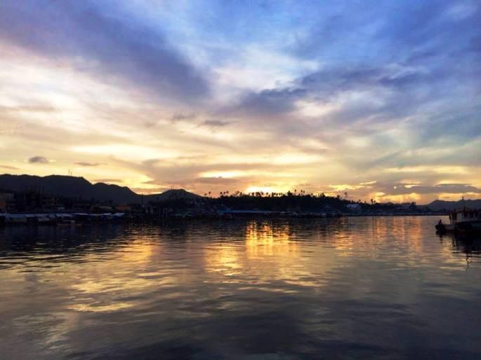Tacloban Port Area