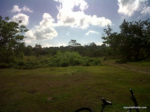 Biking in Nuvali March 2013 (1)