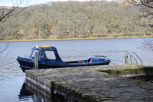 Lake of Menteith ferry