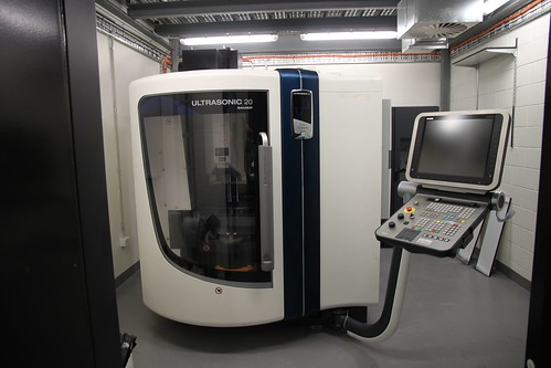 DMG Ultrasonic 20 linear mill - IPAS