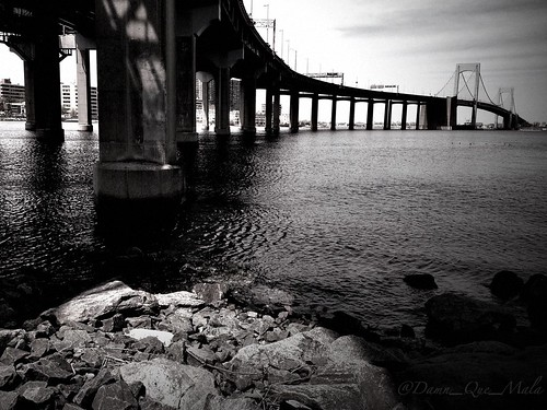 It's All Water Under the Bridge by damn_que_mala