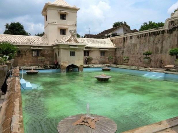 El Palacio de Agua o Tamansari