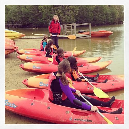 Canoeing! #cpfamilybreaks