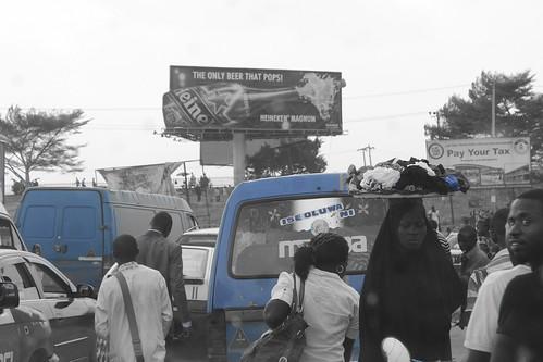 Iwo Road | Ibadan Oyo State Nigeria by Jujufilms