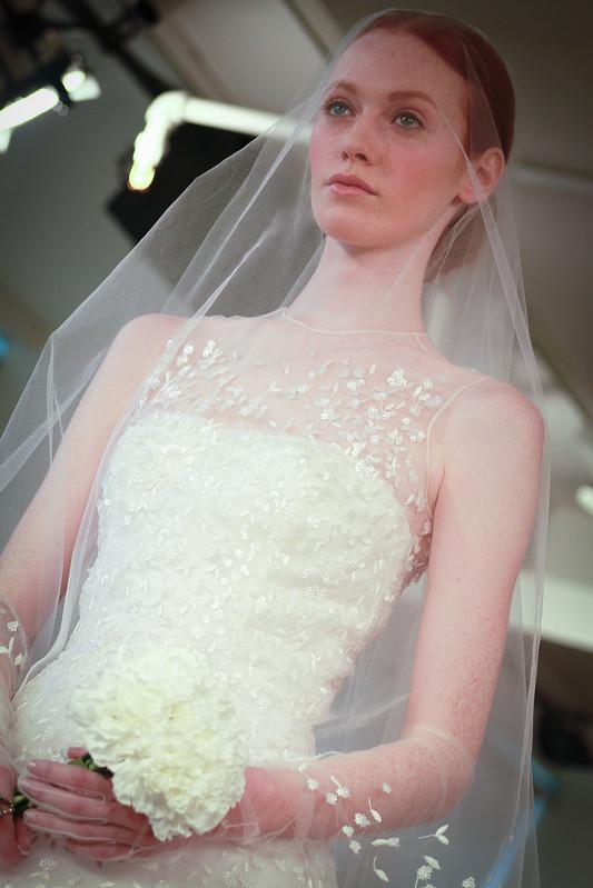 Oscar de la Renta Bridal 2014 - 206