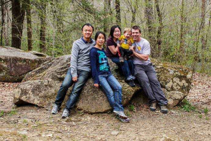 Blog Photos | Miles with Jing & Ping in the Great Smoky Mountains