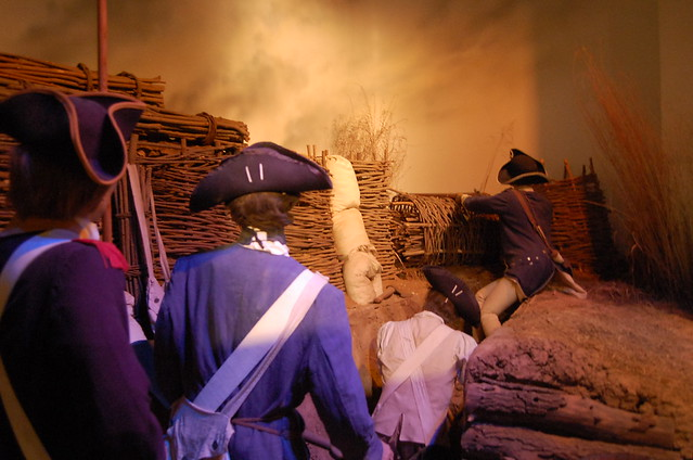 Engineering in the Revolutionary War - Barricades