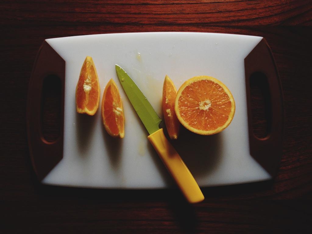 oranges - iPhone