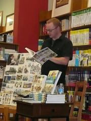 Talk at Avid Reader June 8th 2013