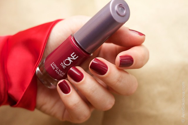 03 Oriflame The One Ruby Rouge