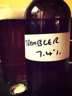 @TruefittBeers 'Trembler' this totally covers its abv, very smooth and very clean, nicely done :-)