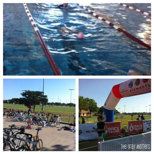 Bike Swim Run