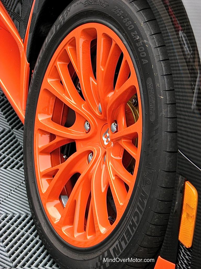 Bugatti Veyron Super Sport Wheel