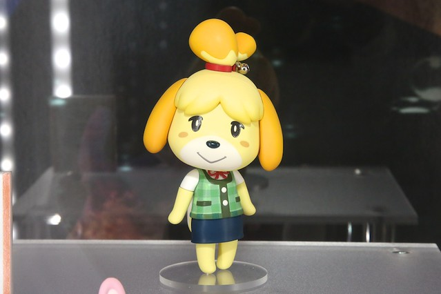 Nendoroid Shizue (Tobidase Doubutsu no Mori / Animal Crossing: New Leaf)