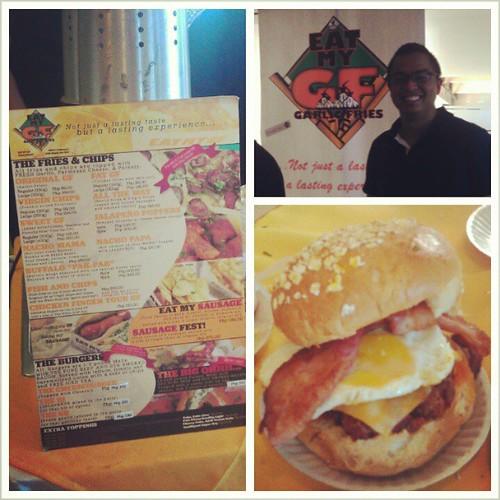 Eat My GF! @ #BestFoodForward2013 preview yumz!