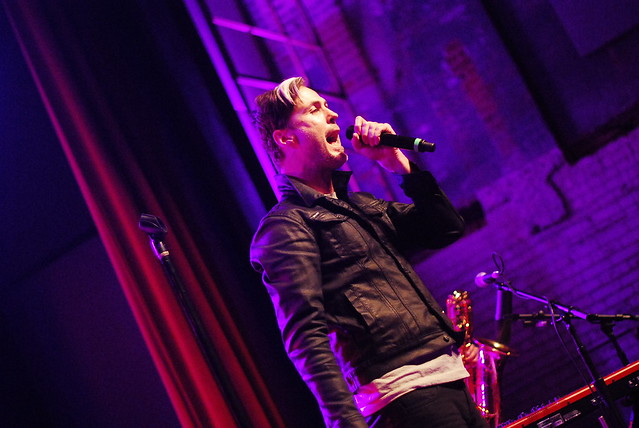 fitz & the tantrums @ haw river ballroom