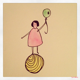 Girl&Ballon