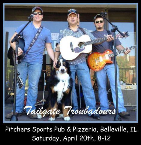 Tailgate Troubadours 4-20-13