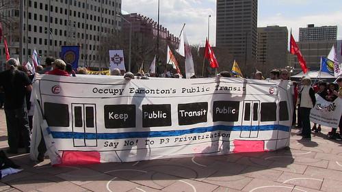 Anti-P3 Protest