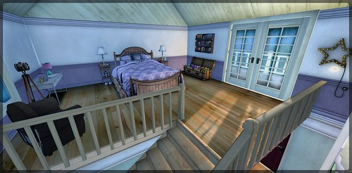 Laurel Cottage Bedroom