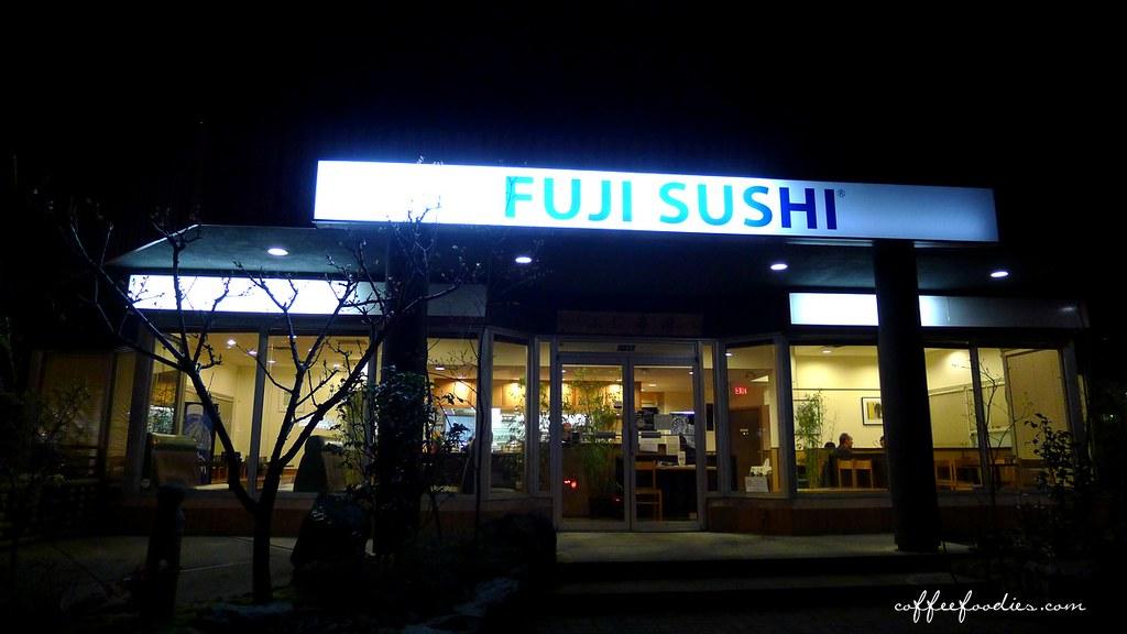 FUJI SUSHI PORT MOODY