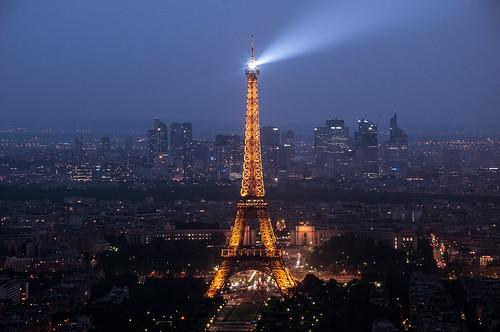 Paris at Night #3 by ontourwithben