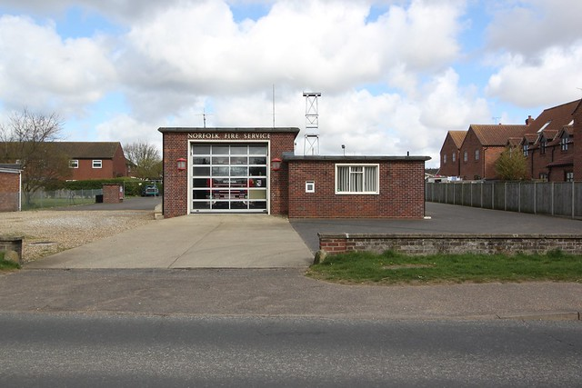 Holt Fire Station, Norfolk