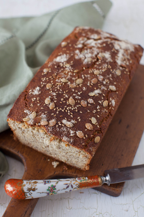 Seeded Bread 4