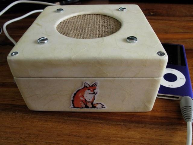 Monobox and iPod