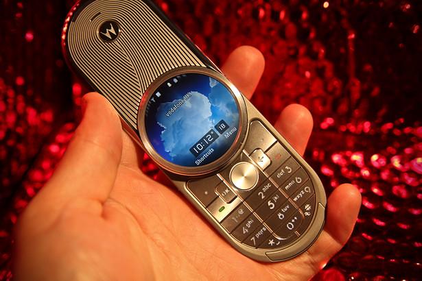 15. Motorola Aura