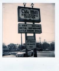 Tide Mill Shopping Center (Hampton, VA)