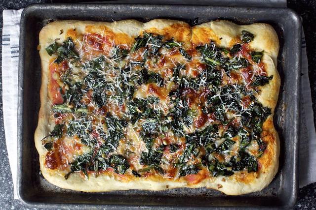 ramp pizza, motorino-style