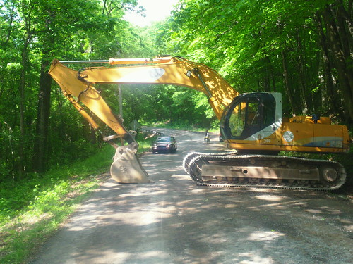 closed TN road machinery