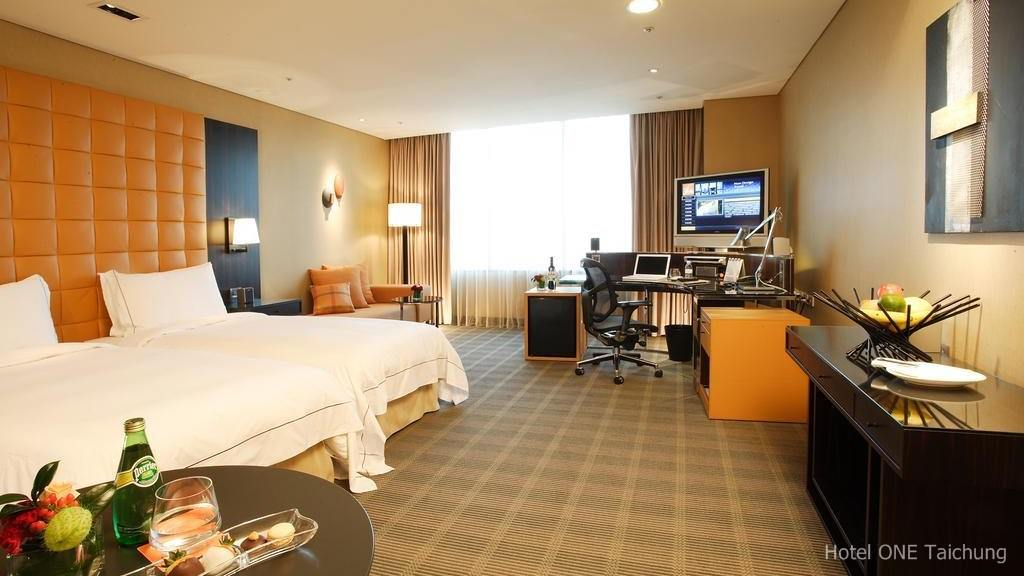 Hotel-One-Taichung-Room