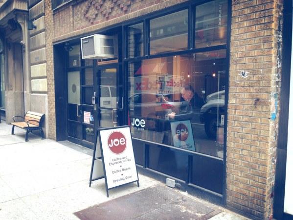 Joe's Pro Shop exterior